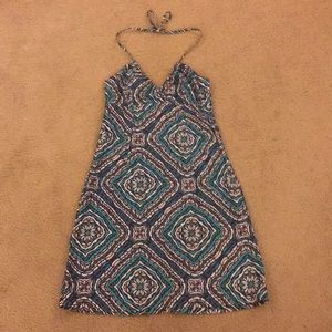 Teal H&M dress or coverup